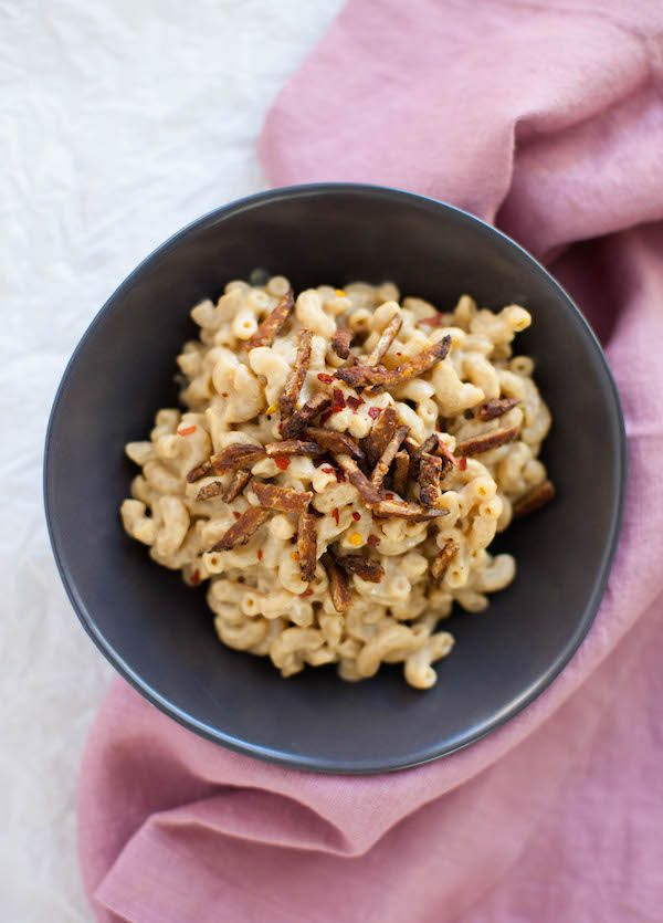 Delicious, creamy, rich, comforting vegan mac and cheese without nuts? The crazy part is that it's actually good for you. Don't miss this southern recipe!