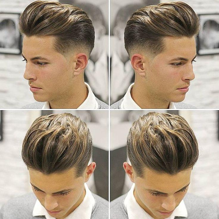 nice Herren Frisur Trends für das Jahr 2016