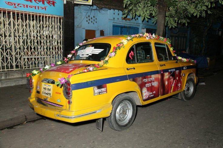Cabrand Campaign for Star Jalsa Soap Ishti Kutum as a wedding car