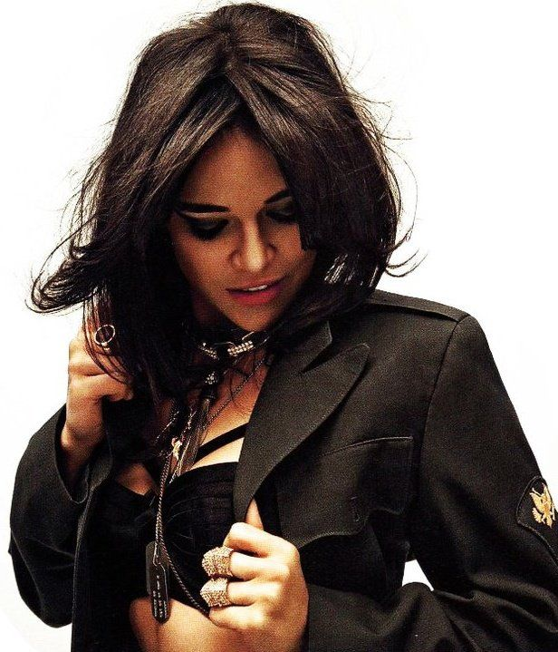 Michelle Rodriguez <3