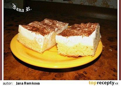 Péřová buchta recept - TopRecepty.cz