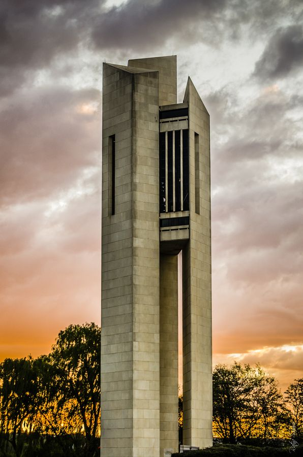 The National Carillon - Canberra