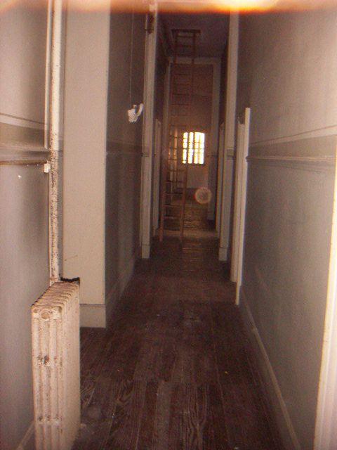 original hall first floor