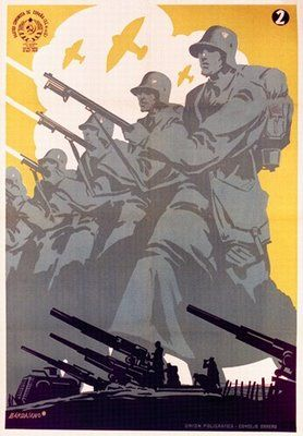 Spanish Civil war poster #Spain #war #poster