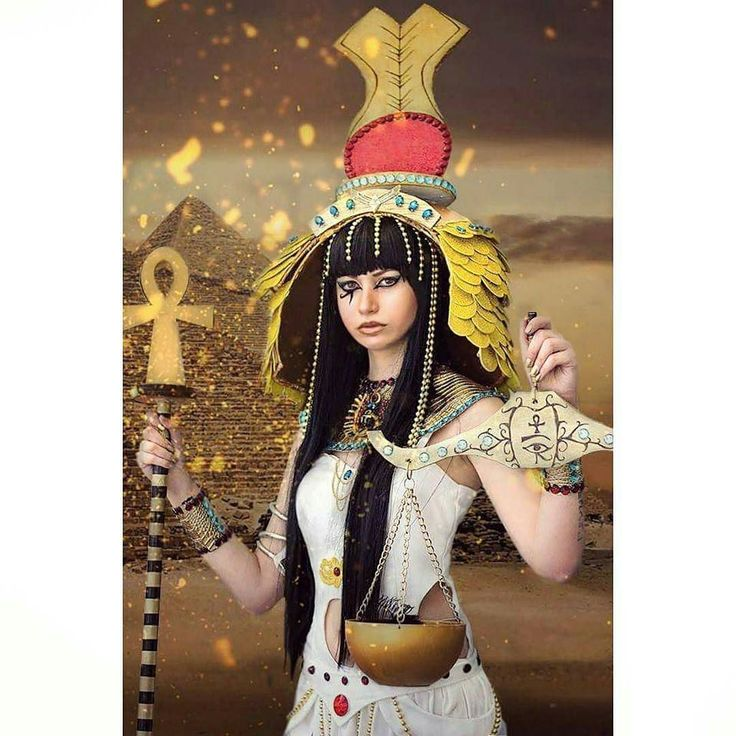 Ma'at Goddess of JusticeTruth and Equality. First Place at İzmircon'17 Cosplay Group Contest  #izmircon #cosplay #myth #mythology #concept #costume #maat #goddess #egyptian #egypt cosplayer: @melisbasaranel