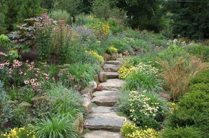 17 best images about garden slopes on pinterest gardens for Westover landscape design