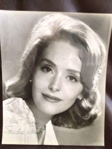 Sandra-Smith-8x10-Hand-Signed-Autograph-Star-Trek-Guiding-Light