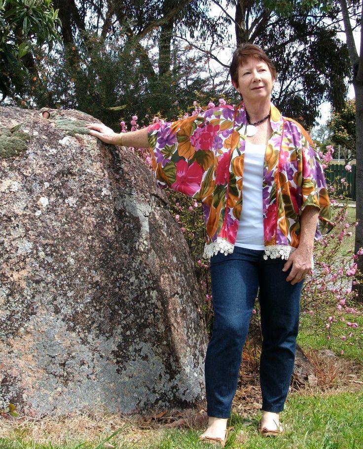 'willow kimono'