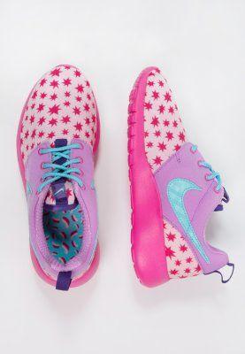 Nike Sportswear ROSHE ONE - Sneakers - prism pink/tide pool blue/fuchsia glow/pink - Zalando.dk
