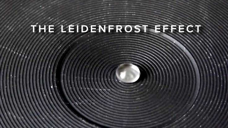 How to Make Water Flow Uphill Using the Leidenfrost Effect