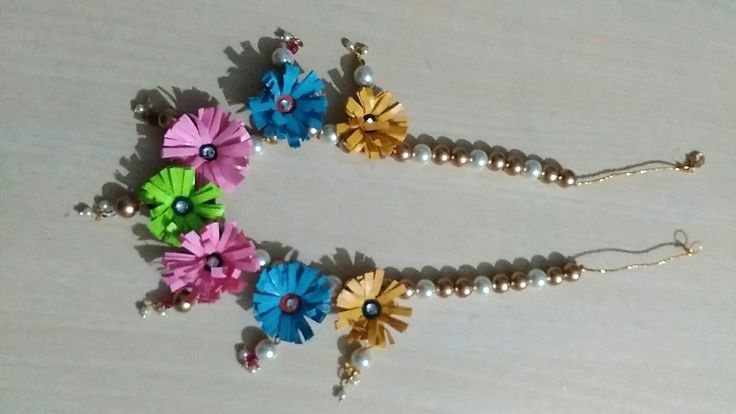 Quelling Necklace Rs.100 To buy new unique jewelry contact on 7802963237 jayshree Panchal. Selling limited to Baroda Gujarat only.