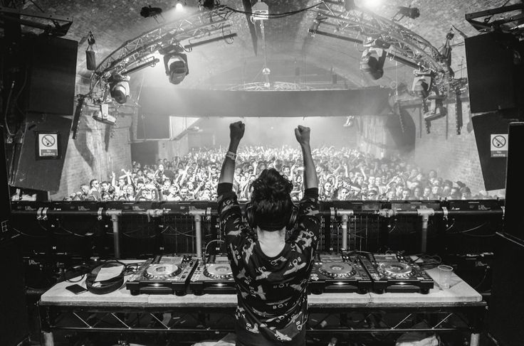 Warehouse Project, Manchester : Oct 2015