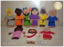 Resultado de imagen para temas biblicos para crianças em eva