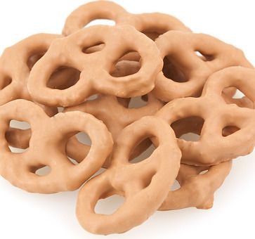 Pumpkin Spice Yogurt Pretzels -- Calling all pumpkin lovers! Our pumpkin spice yogurt pretzels are a sweet and crunchy treat you'll want to enjoy all-year-round.