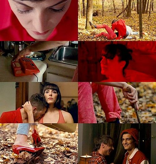 Les Amours Imaginaires – red