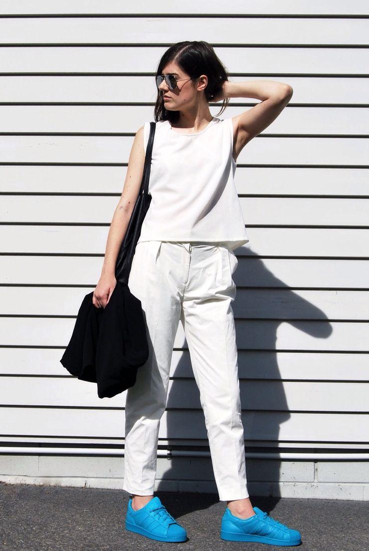 Super Style | @iamarchive in Adidas Originals Superstar Supercolor