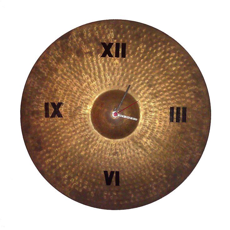 Hodiny ČINEL-A nástenné hodiny priemer 48 cm