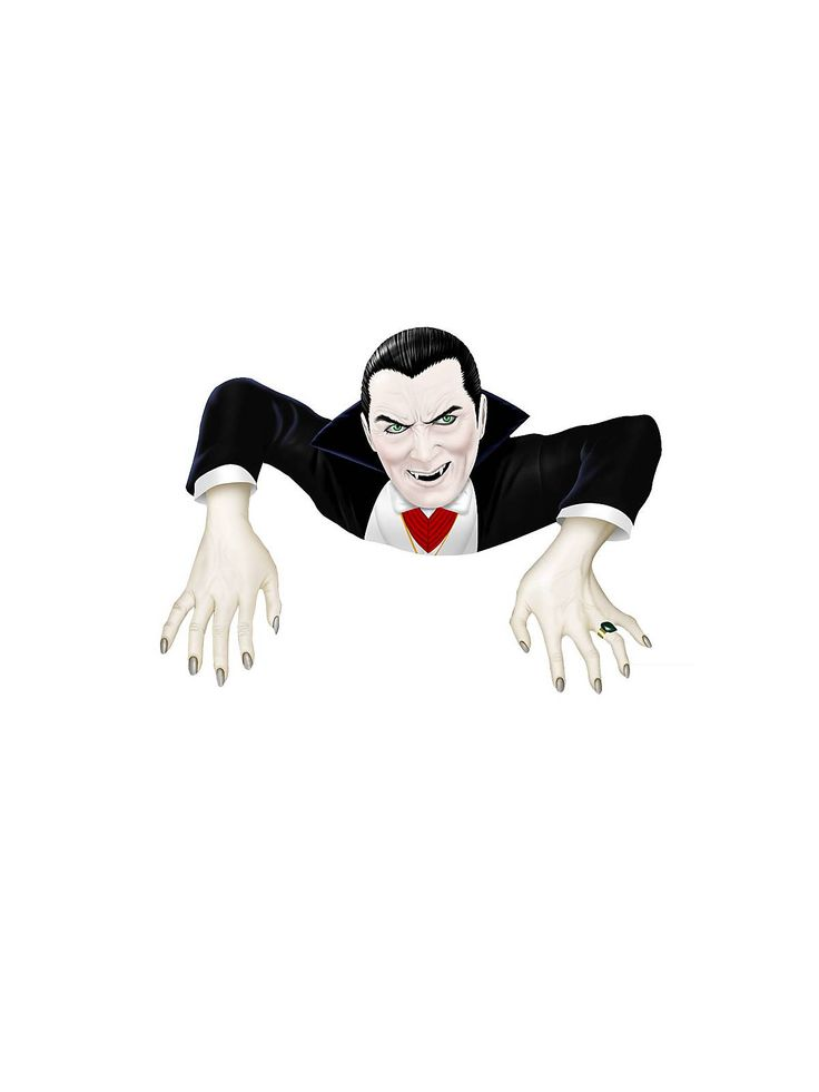 dracula grave buster halloween decorations at frightcatalogcom - Fright Catalog Halloween Decorations
