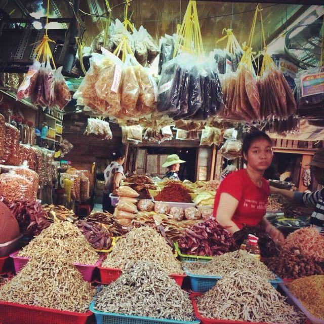 Spices market @ Vietnam