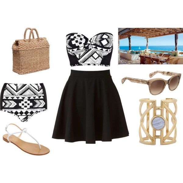 """Hello Summer"" by raffaellaclausi on Polyvore"