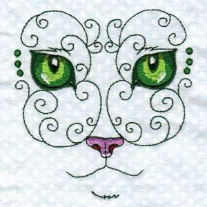 Cat Embroidery Designs