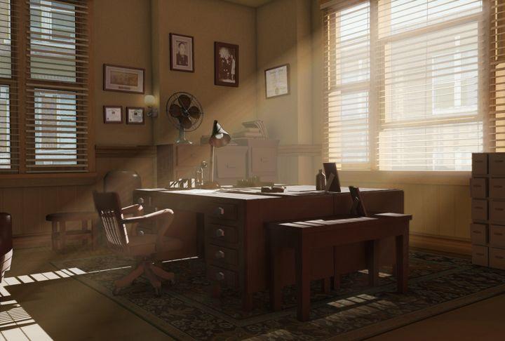 Film Noir Detective Office Google Search NOIR Of