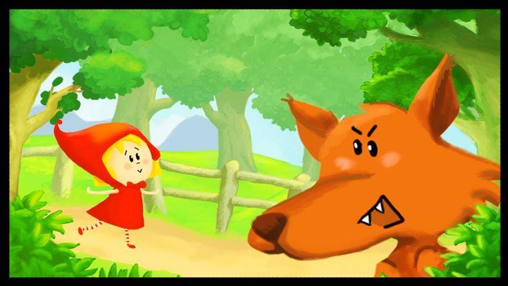 Le petit chaperon rouge - Conte sonore