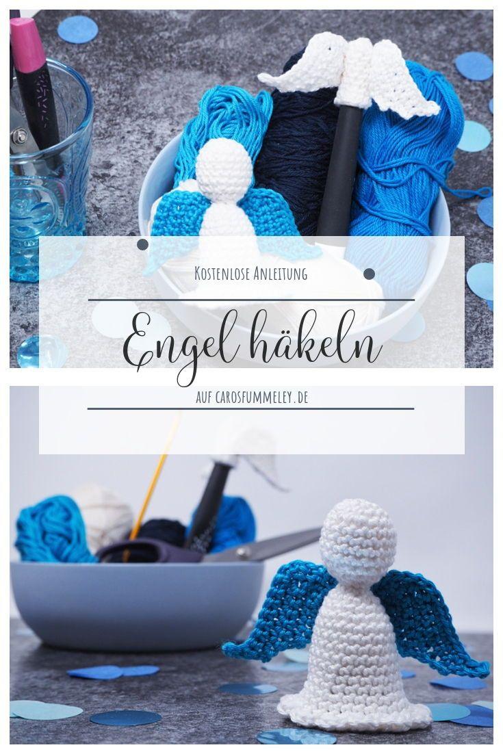 Anzeige Engel Häkeln Für Den Schneider Breeze Kostenlose
