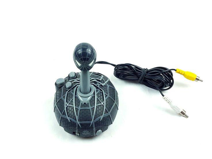 UncleZekes.com - Jakks Pacific Spiderman 3 Venom Black Plug & Play TV Game