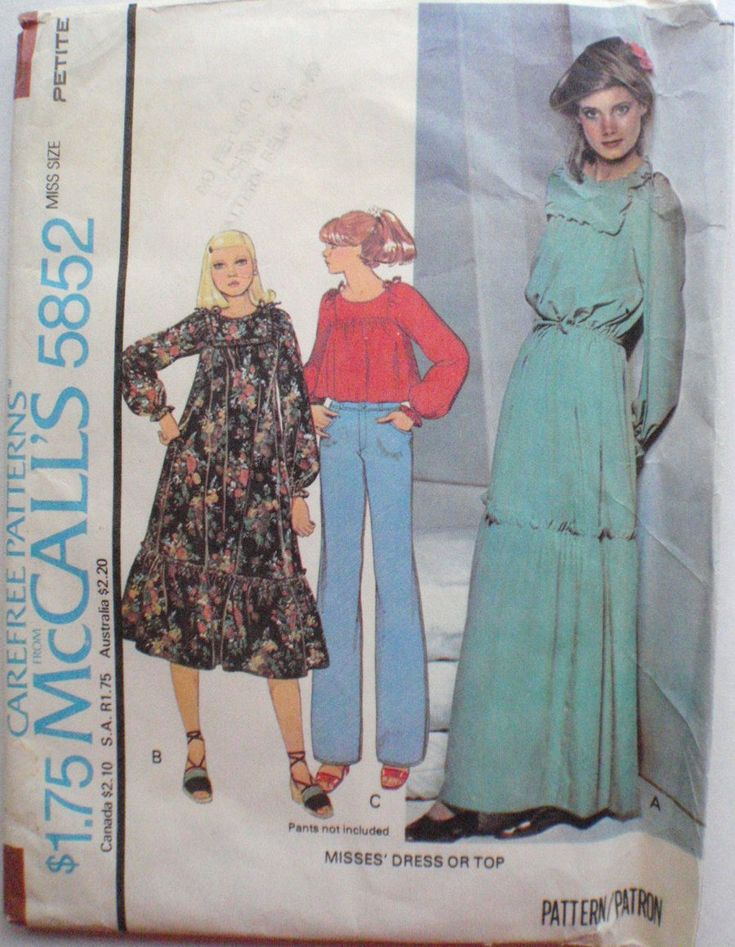 271 best sewing patterns McCalls images on Pinterest
