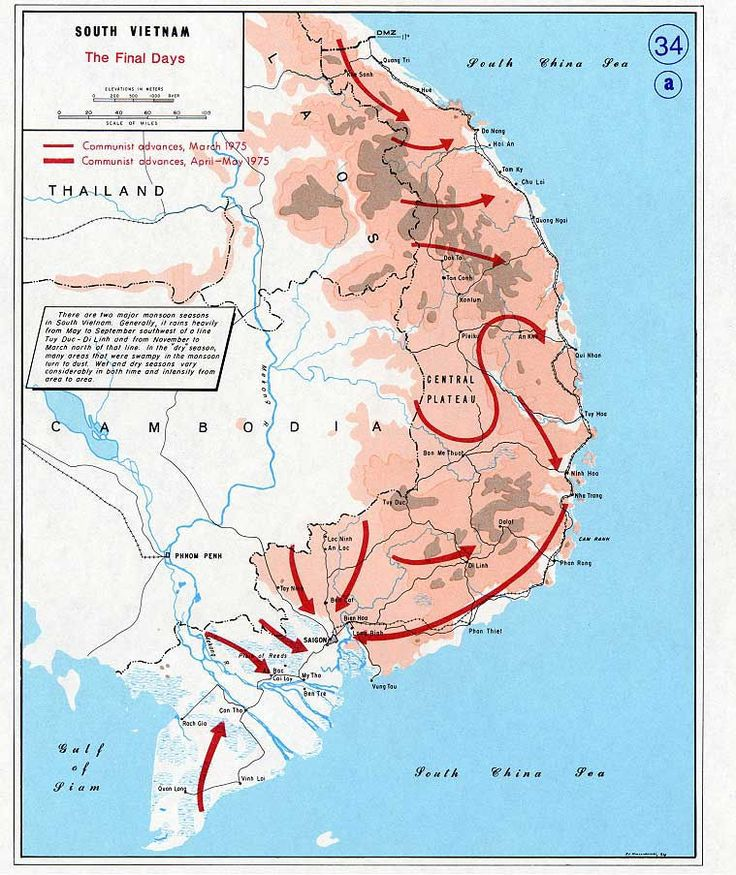 Fall Of South Vietnam