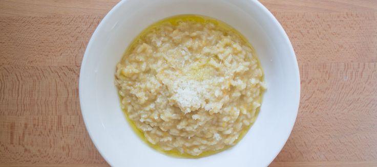 Un plato italiano tradicional que tiende un puente hacia oriente gracias a uno de sus ingredientes más refrescantes  el jengibre.