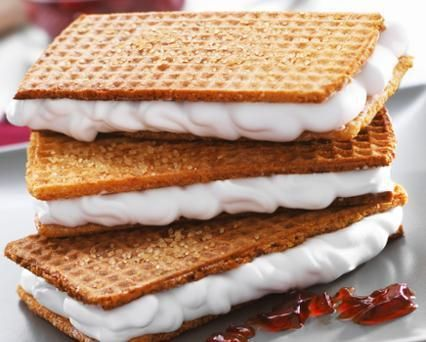 Brown sugar wafers Recipe -
