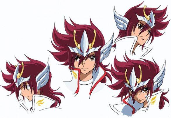 Kouga Pegasus - Saint Seiya
