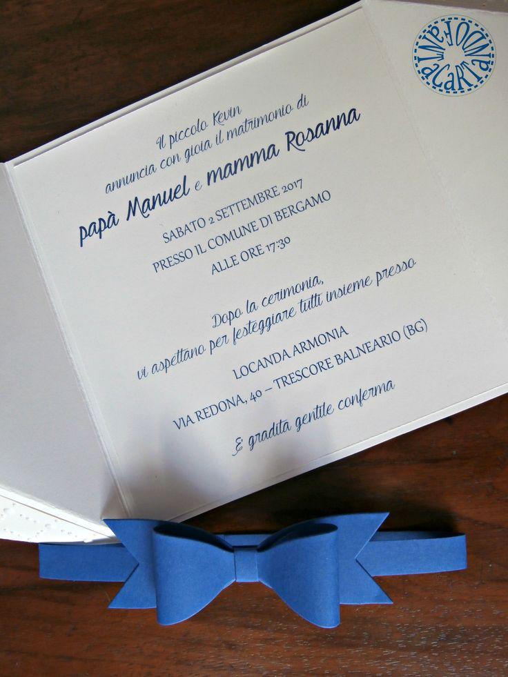 partecipazione collezione Romantic Bow - wedding invitation http://fantacartando.blogspot.it/2016/09/partecipazione-collezione-romantic-bow.html #fantacartando #favini #cardmaking #cardmaker #diecutting #weddingstationery #handmade #wedding #invitation #savethedate #partecipazioni #nozze #invito #matrimonio #fattoamano #ivory #blue #paper #carta #avorio #blu #creatività #creativity #creative #madeinitaly #craft #bergamo