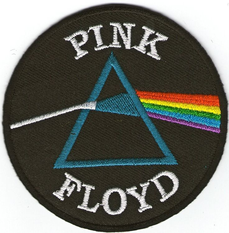 Pink Floyd Rock Band Embroidered Iron on Sew on Patch Iron-on Symbol Badge…