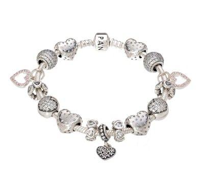 Pandora British Heart Foundation Complete Bracelet