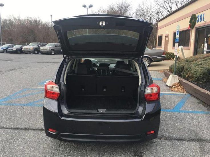2014 Subaru Impreza 2.0i Sport Premium AWD 4dr Wagon CVT