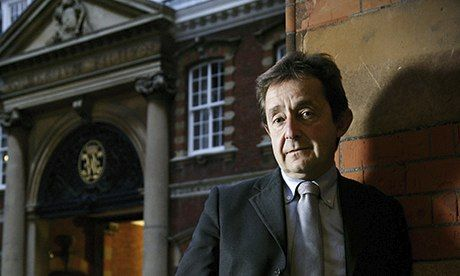 Anthony Seldon: turbulent start in his new academy job
