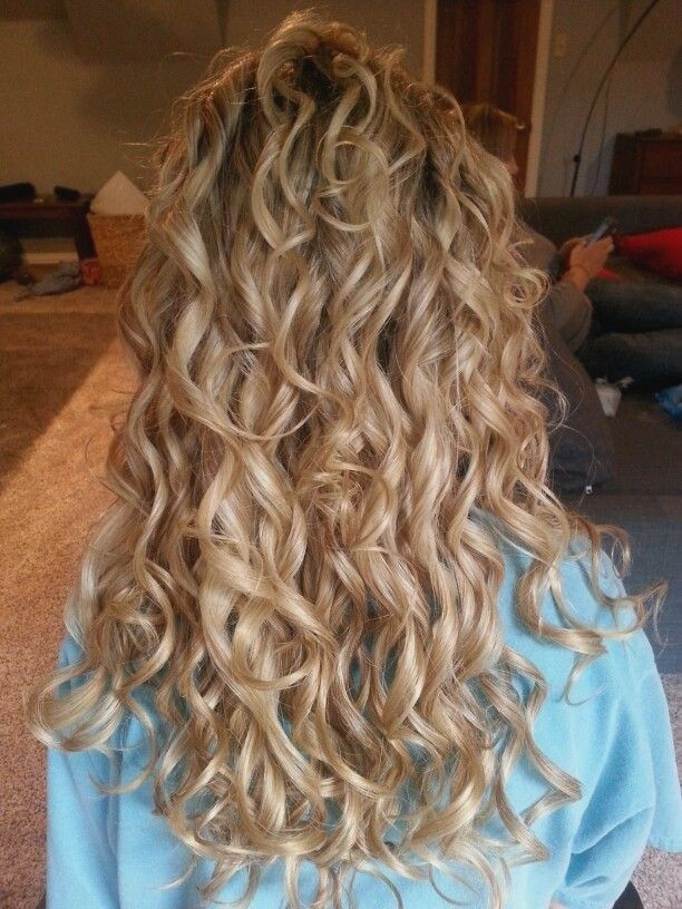 Image Result For Soft Spiral Perm Long Hair Perm