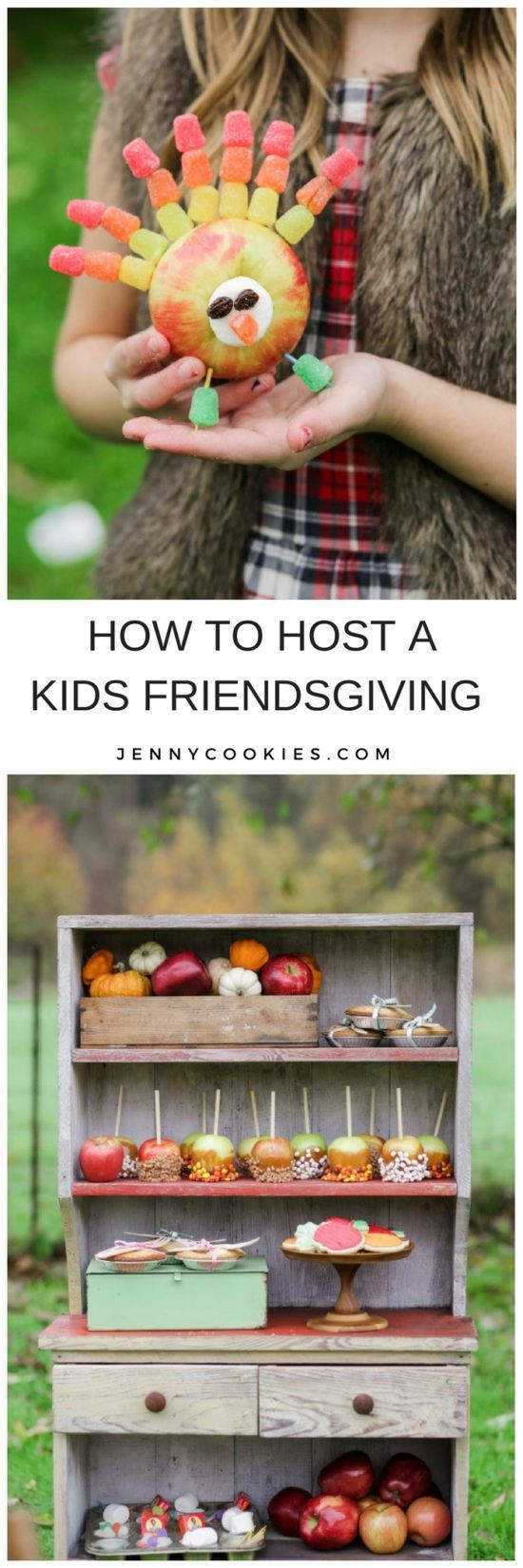 How to Host a Friendsgiving Party | thanksgiving party