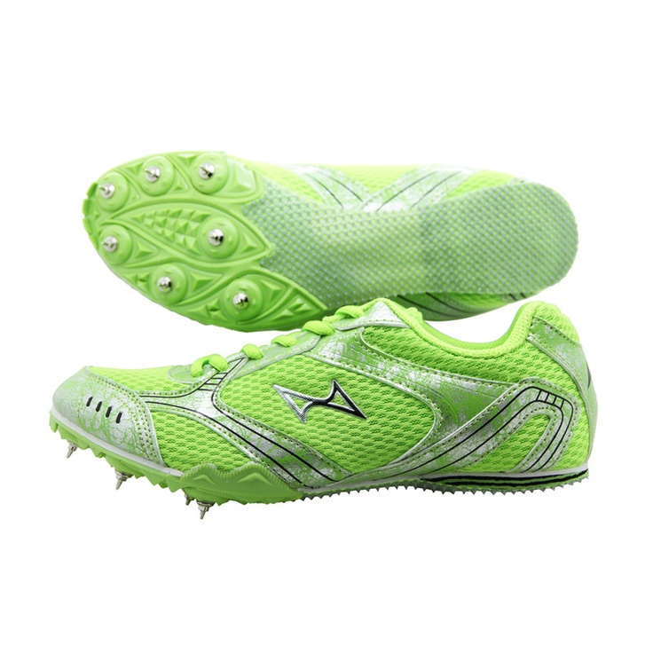 HEALTH Professional Track and Field Spikes Running Shoes Running Spike Shoes http://www.aliexpress.com/store/product/HEALTH-Middle-distance-Running-Spikes-Spike-Shoes-Track-Shoes-577-2Colors/923440_926358607.html