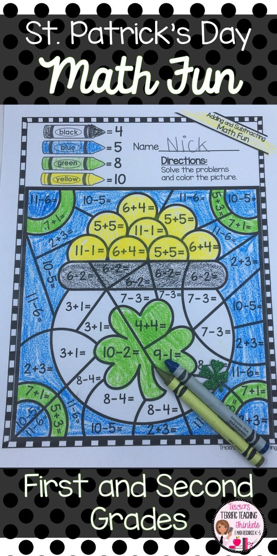 119 best 1st Grade Math Activities images on Pinterest