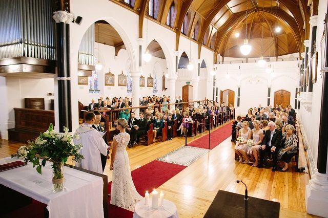 Abbotsford Covent Bursaria Melbourne Wedding Venue