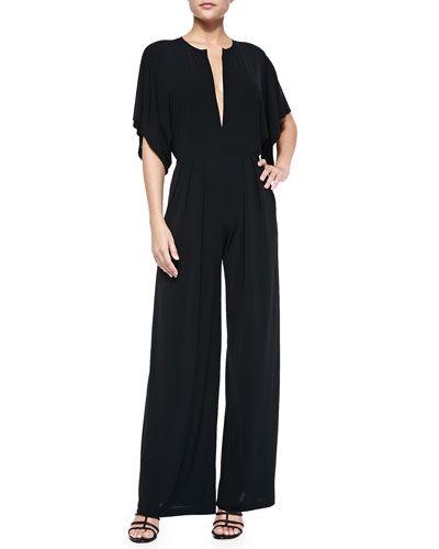 213 best women 39 s jumpsuits rompers images on pinterest - Norma kamali costumi da bagno ...