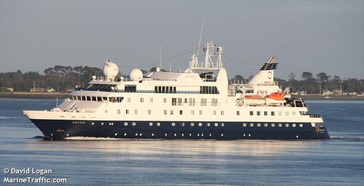 NATIONAL GEOGRAPHIC ORION (MMSI: 311603000) Ship Photos | AIS Marine Traffic