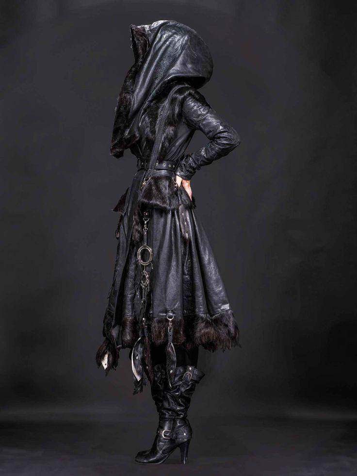 Huntress Jacket RITUAL THE