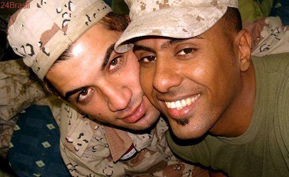 ROMANCE NA GUERRA: Dois soldados se apaixonam em guerra do Iraque e história vai virar filme