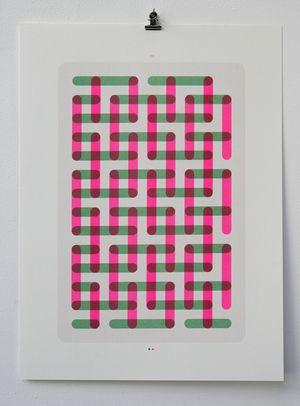 sigrid calon-RISO prints