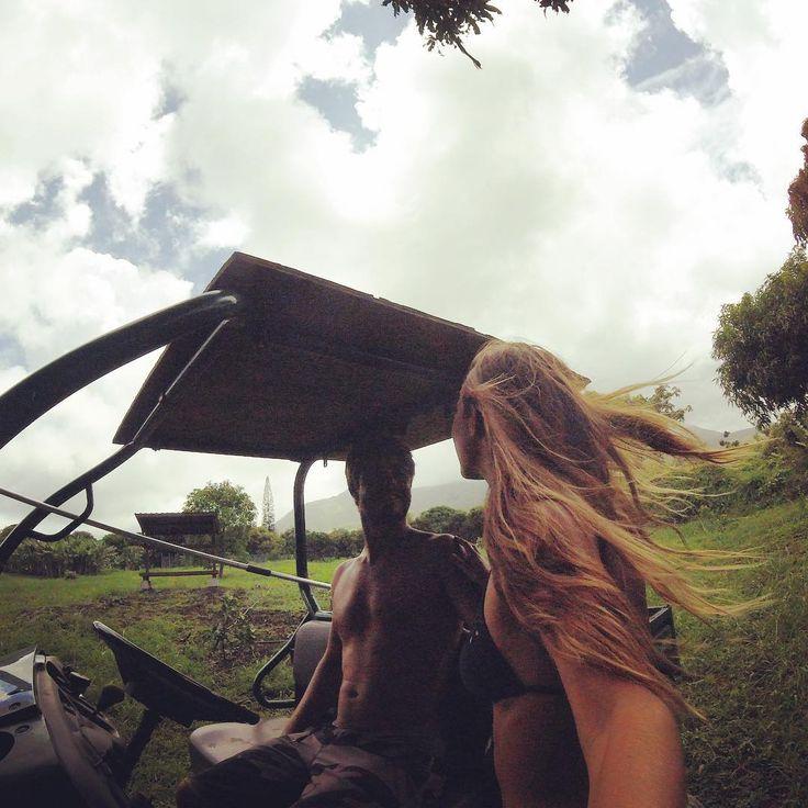 """On my way love"" Photo from #GoPro athlete Monica Eleogram"
